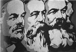 ¡Proletarios de todos los paises, uníos!